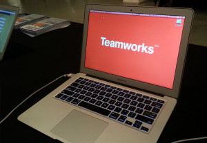 Teamworks 99U demo